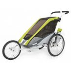 THULE CTS COUGAR 1 AVOCADO 2014 + BIKE