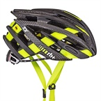 helma rh+ ZY, shiny black/ carbon/yellow fluo